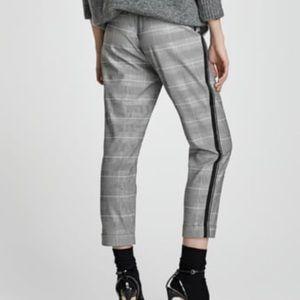 Zara Pants - Zara side stripe trousers/pants